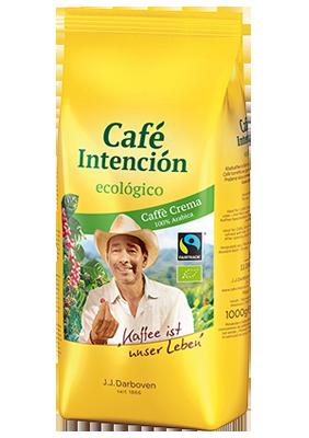 Café Intención ecológico Café Crema