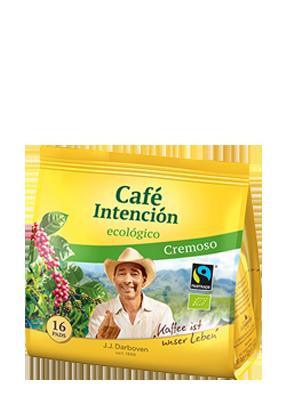 Café Intención ecológico Cremoso