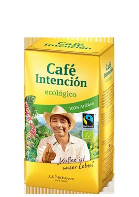 Café Intención ecológico