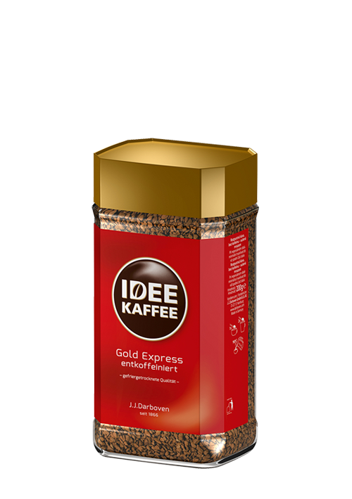 IDEE COFFEE Gold Express decaffinated