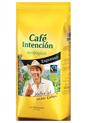 Café Intención ecológico Espresso